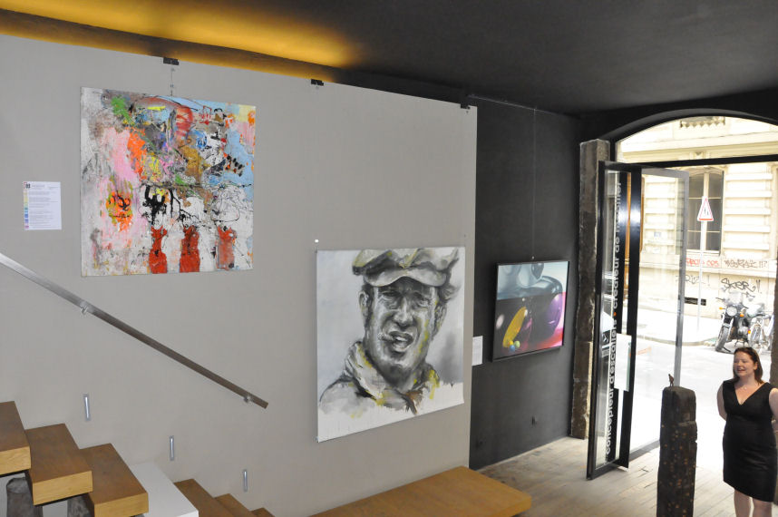 NOS ANCIENNES EDITIONS - THE ART DAY 1
